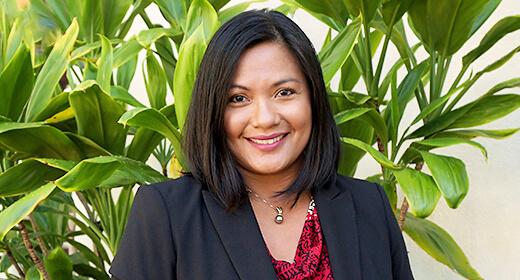 Bernadette Baraquio, Staff, School of Communications, UH Mānoa