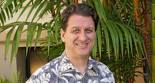 Brett Oppegaard, Faculty, School of Communications, UH Mānoa