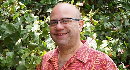 Julien Gorbach, Faculty, School of Communications, UH Mānoa