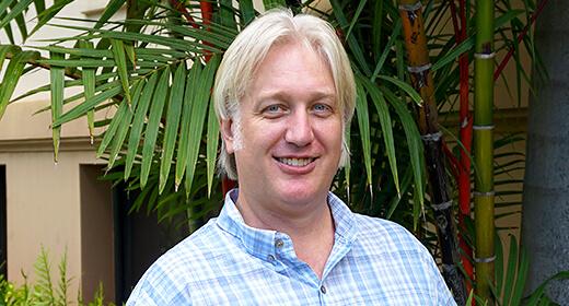 Scott Schimmel, Faculty, School of Communications, UH Mānoa