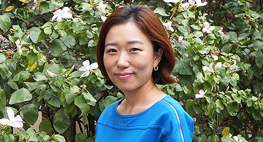 Ji Young Kim, Faculty, School of Communications, UH Mānoa