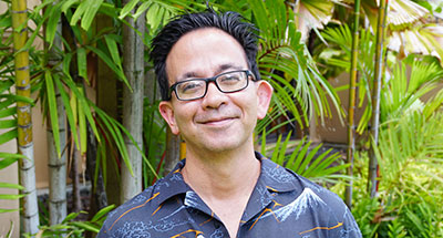 Brandon Zakahi, Staff, School of Communications, UH Mānoa